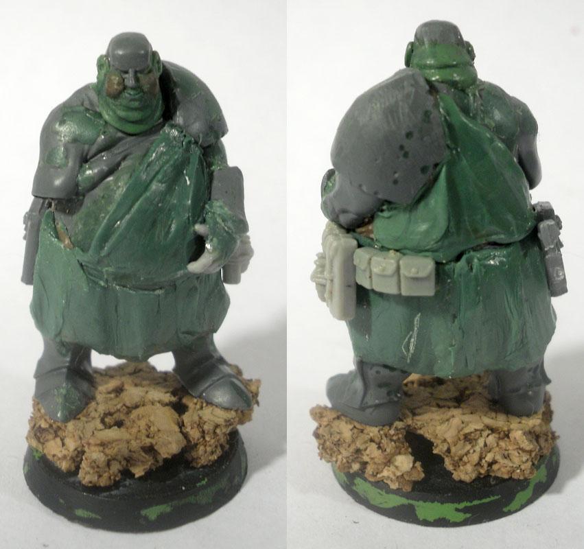 Inq28, Inquisimunda, Monk, Sharpshooter, Snipers
