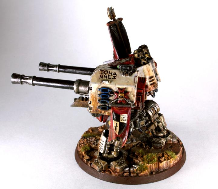 Black Templars, Conversion, Custom Chapter, Dreadnought, Freehand, Kitbash, Knights, Mortis, Rifleman, Space Marines, Templar