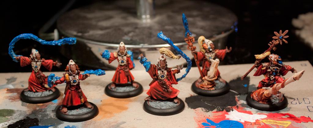 Bonesinger, Eldar, Henchman, Henchmen, Inquisitorial Henchmen, Jokaero, Psykers, Warlock