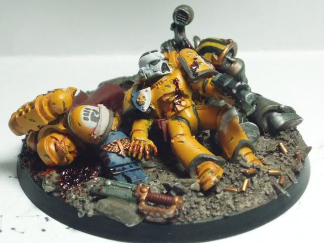 Imperial Fists, Objective Marker