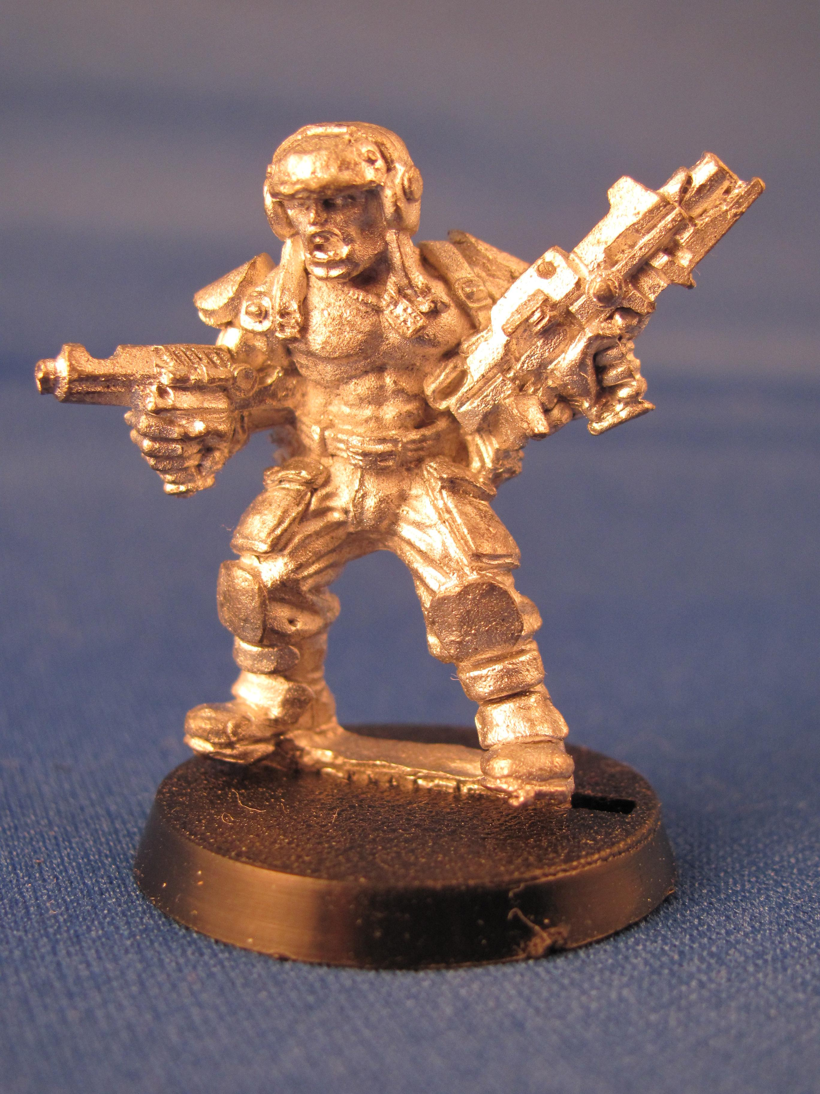 Old, Out Of Production, Rogue Trader