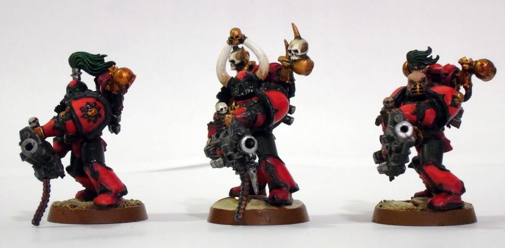 Havoc, Heavy Bolter, Red Corsairs