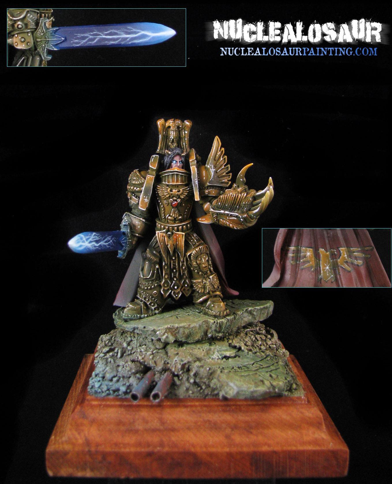 Emperor, Horus Heresy