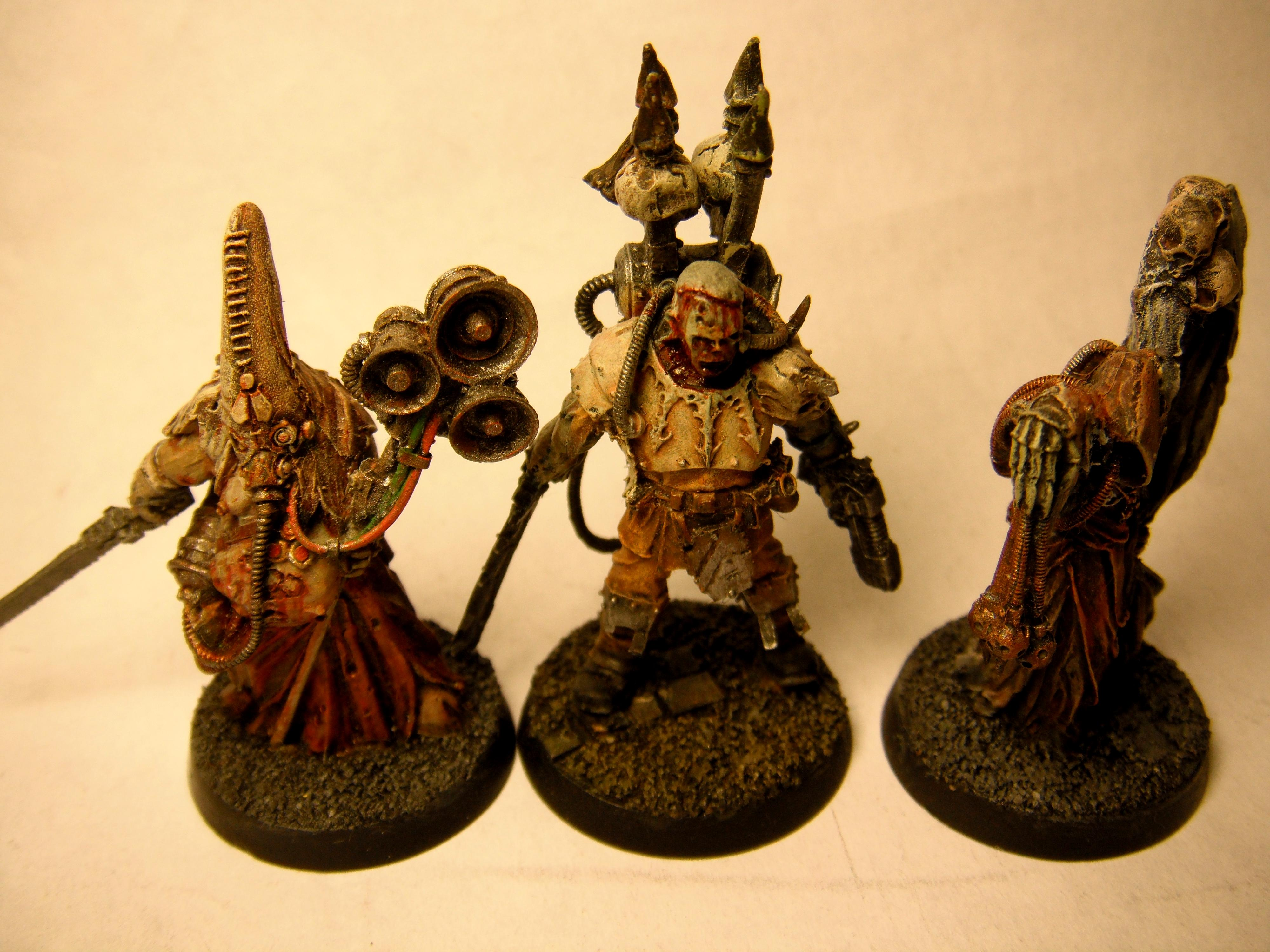 Chaos, Chaos Guard, Conversion, Lost And The Damned, Servants Of Decay, Traitor Guard, Vraks, Vraks Militia