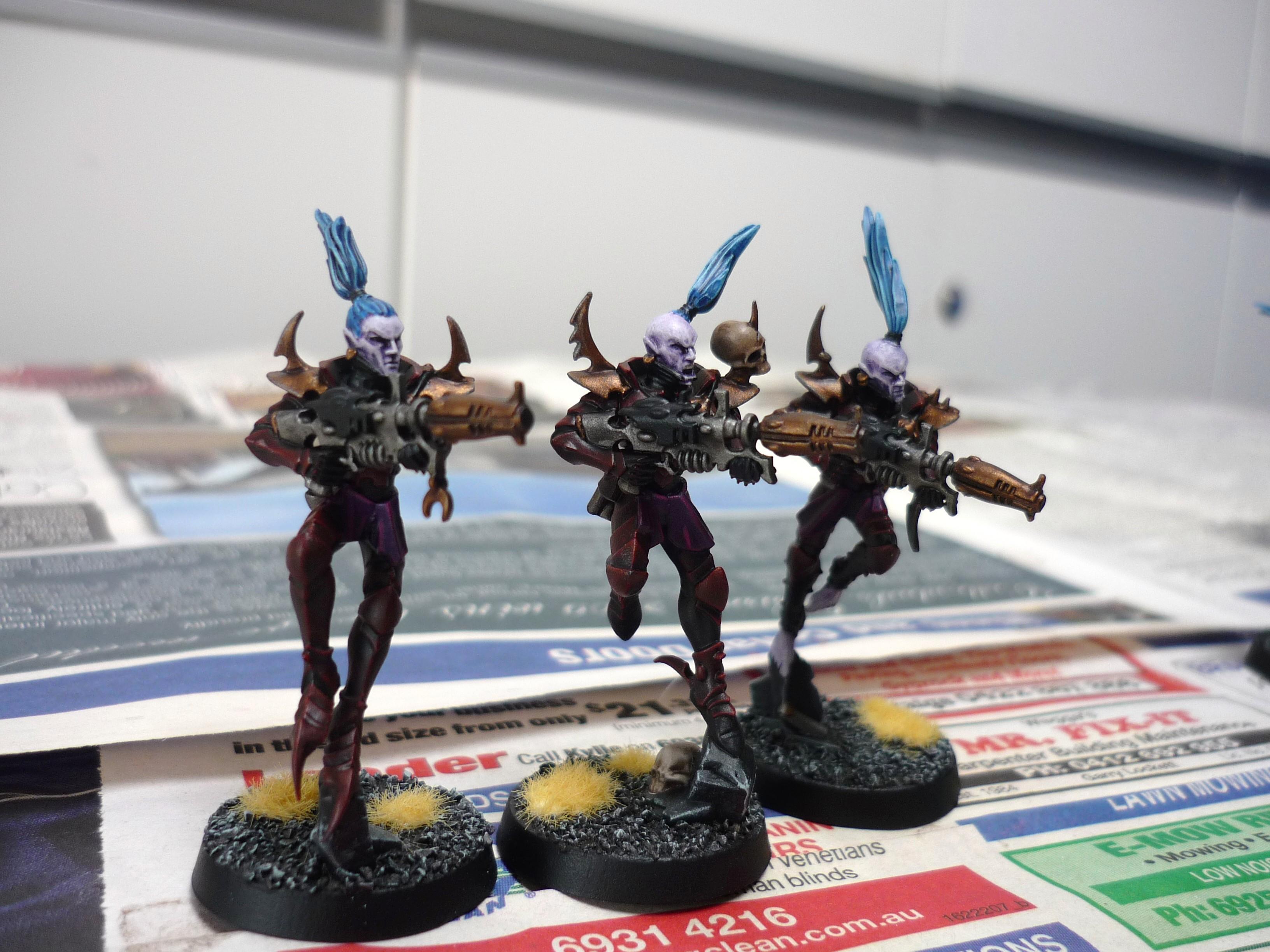 Trueborn (blasters)