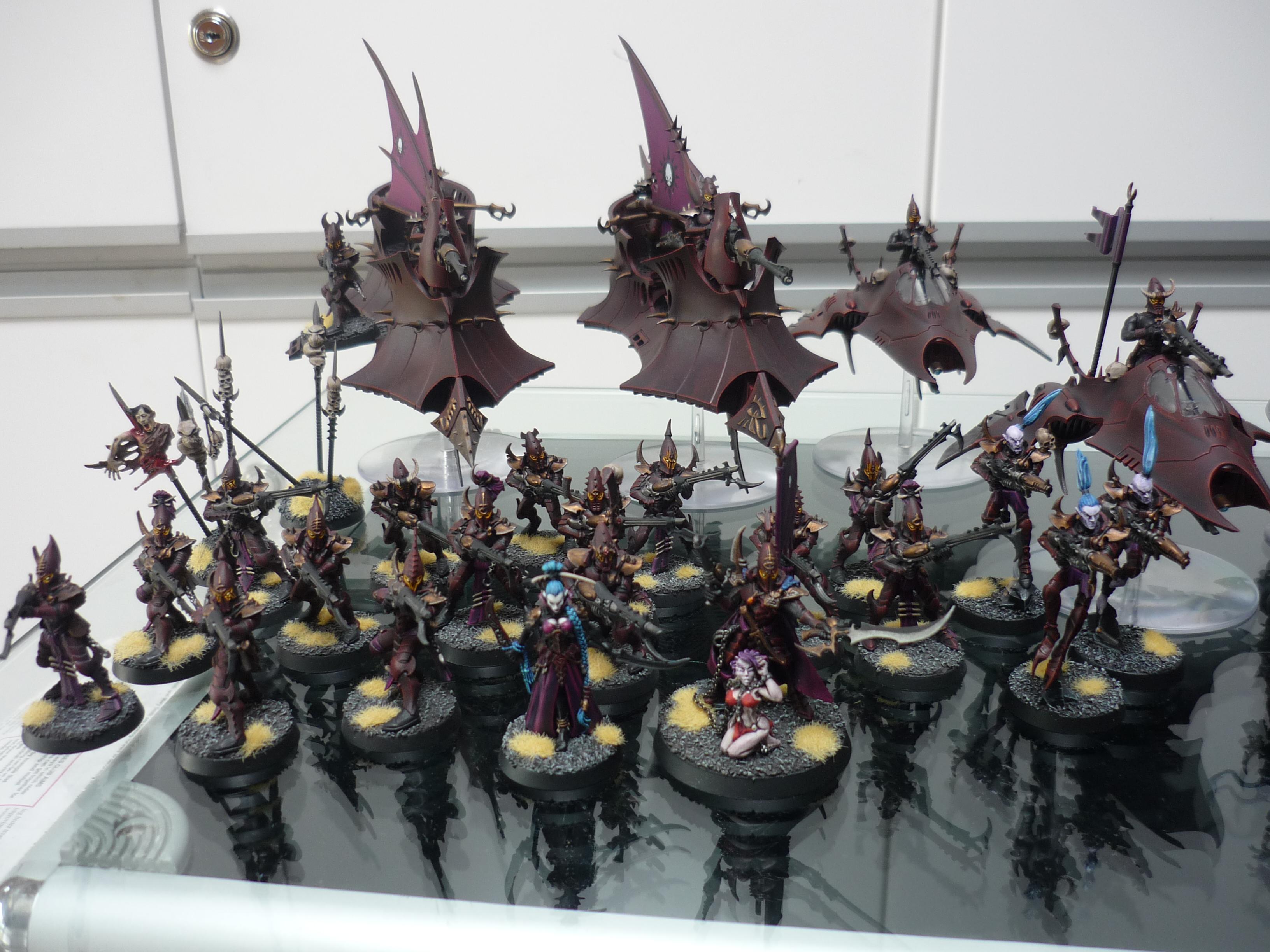 Black, Dark Eldar, Prisoner, Purple, Warhamer 40 K, Warhamer 40k
