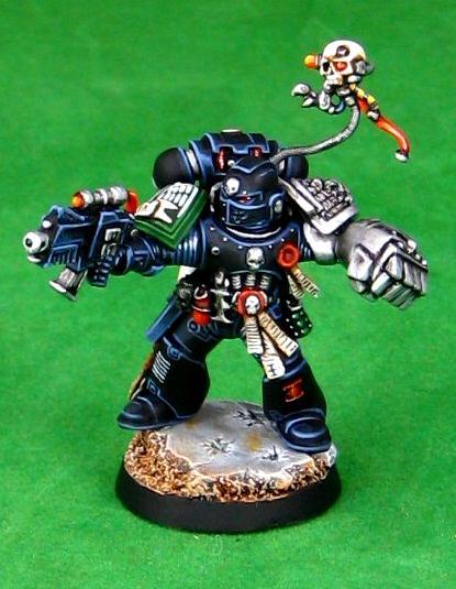 Created By Master Dman, Dark Angels, Space Marines, Warhammer 40,000