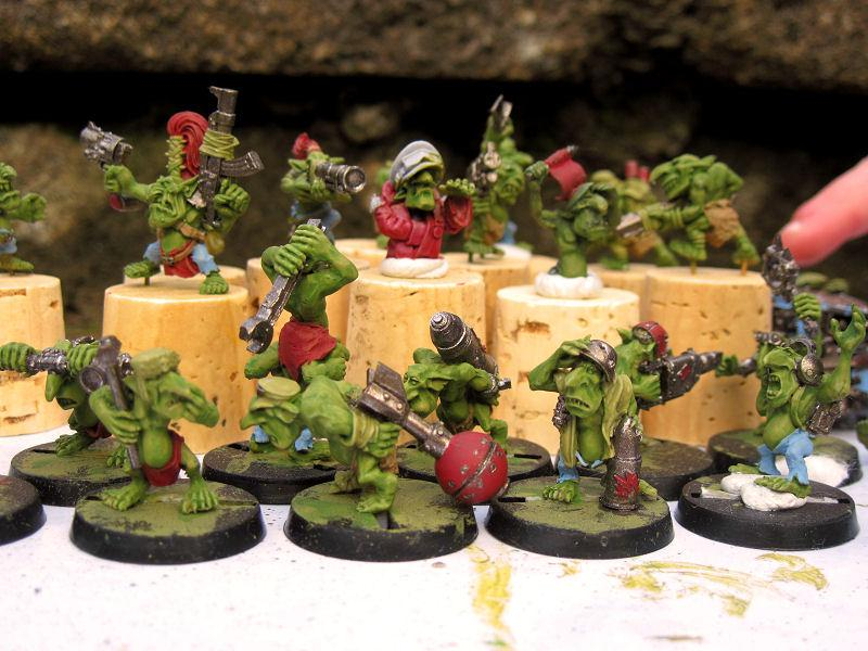 Forge World, Gretchin, Grots, Rebel Grots, Wipbo
