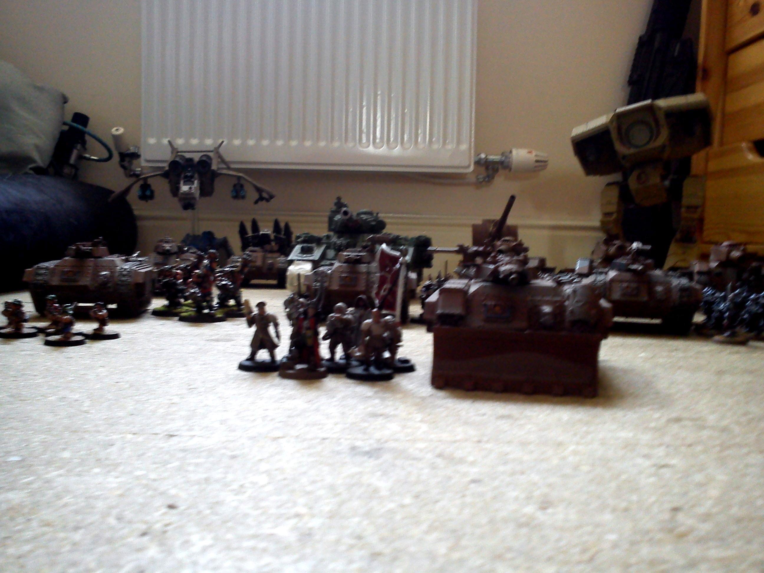 WIP Guard Army 3
