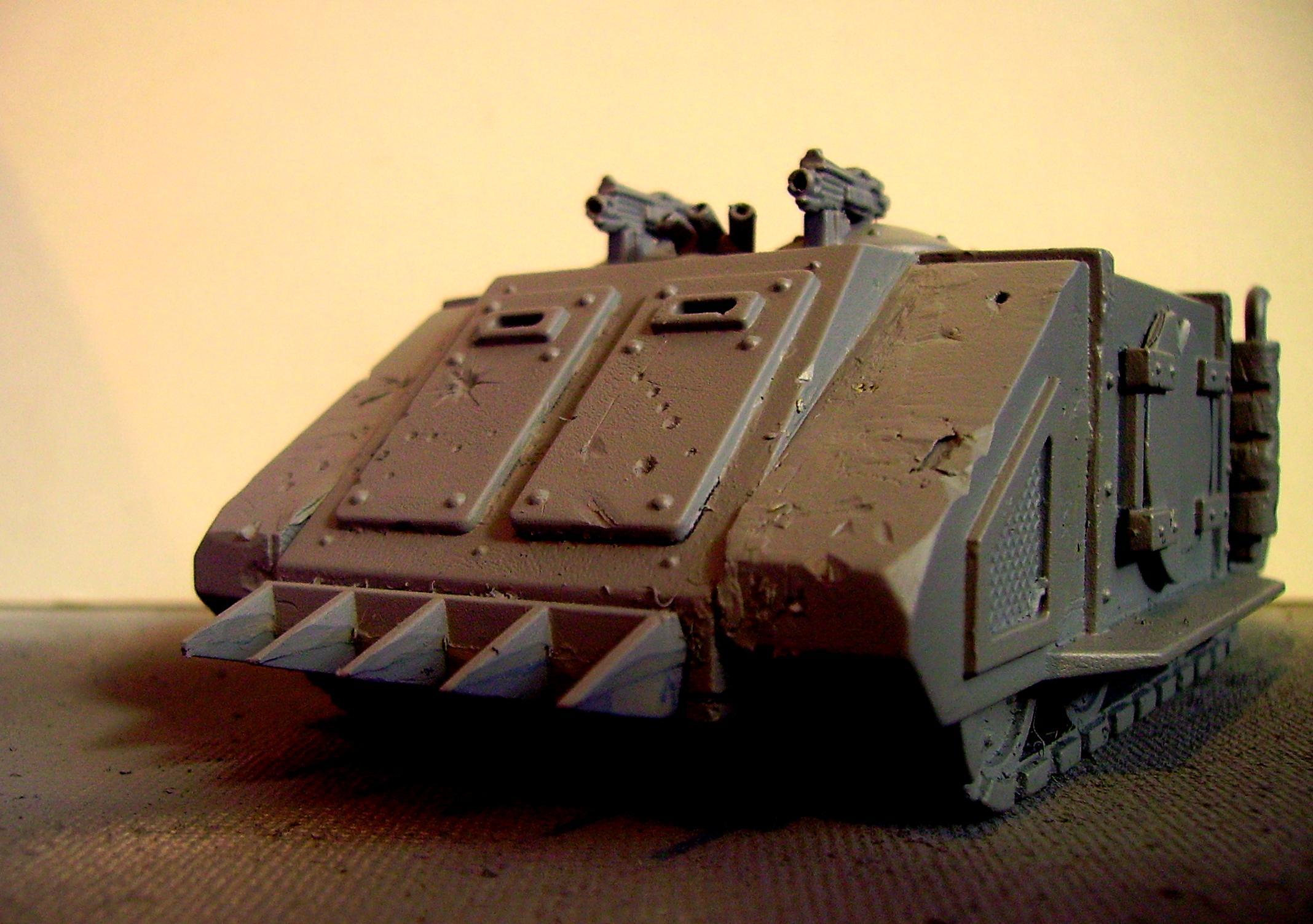 Rhino, Space Marines