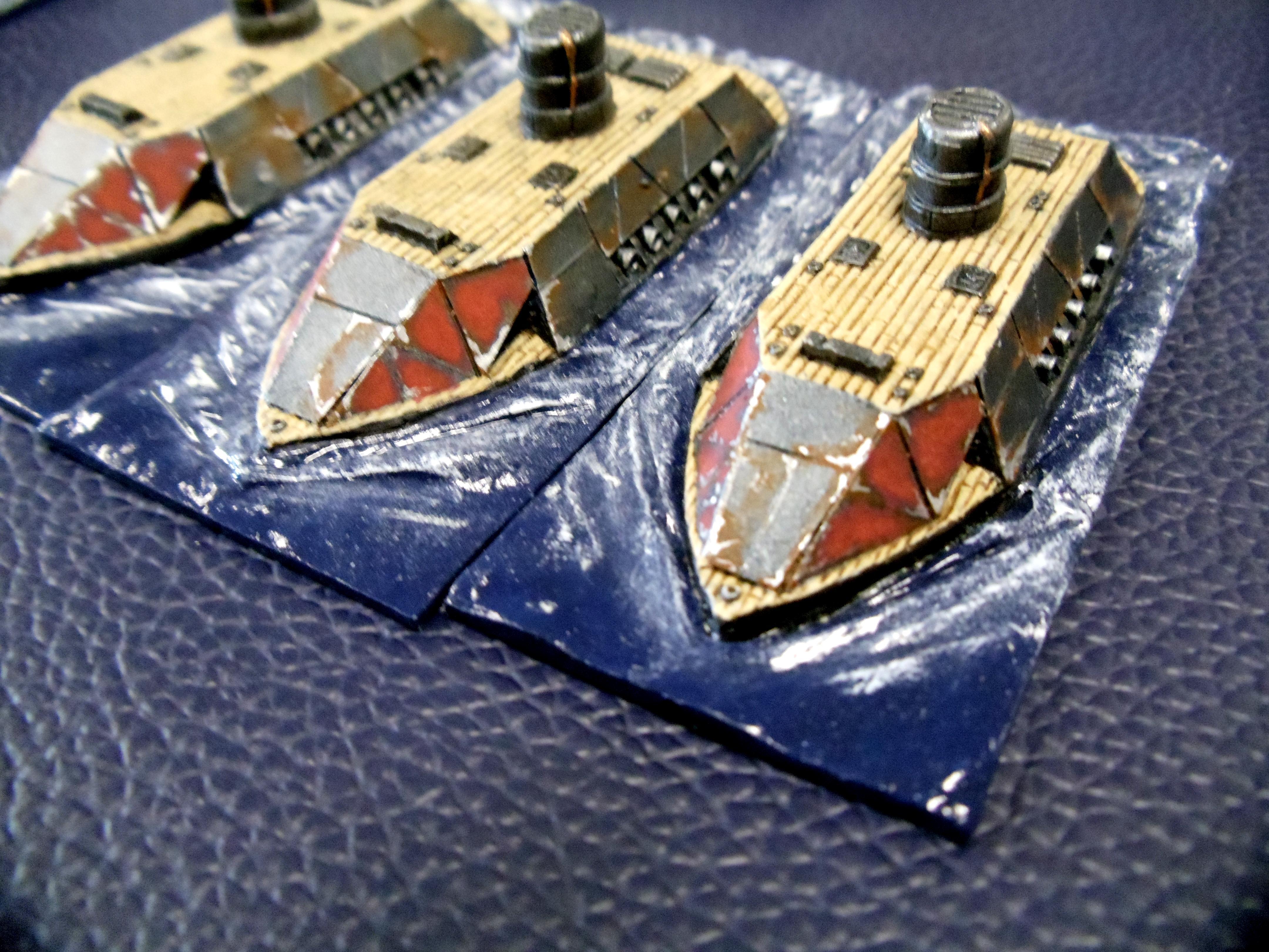 Dwarf Fleet