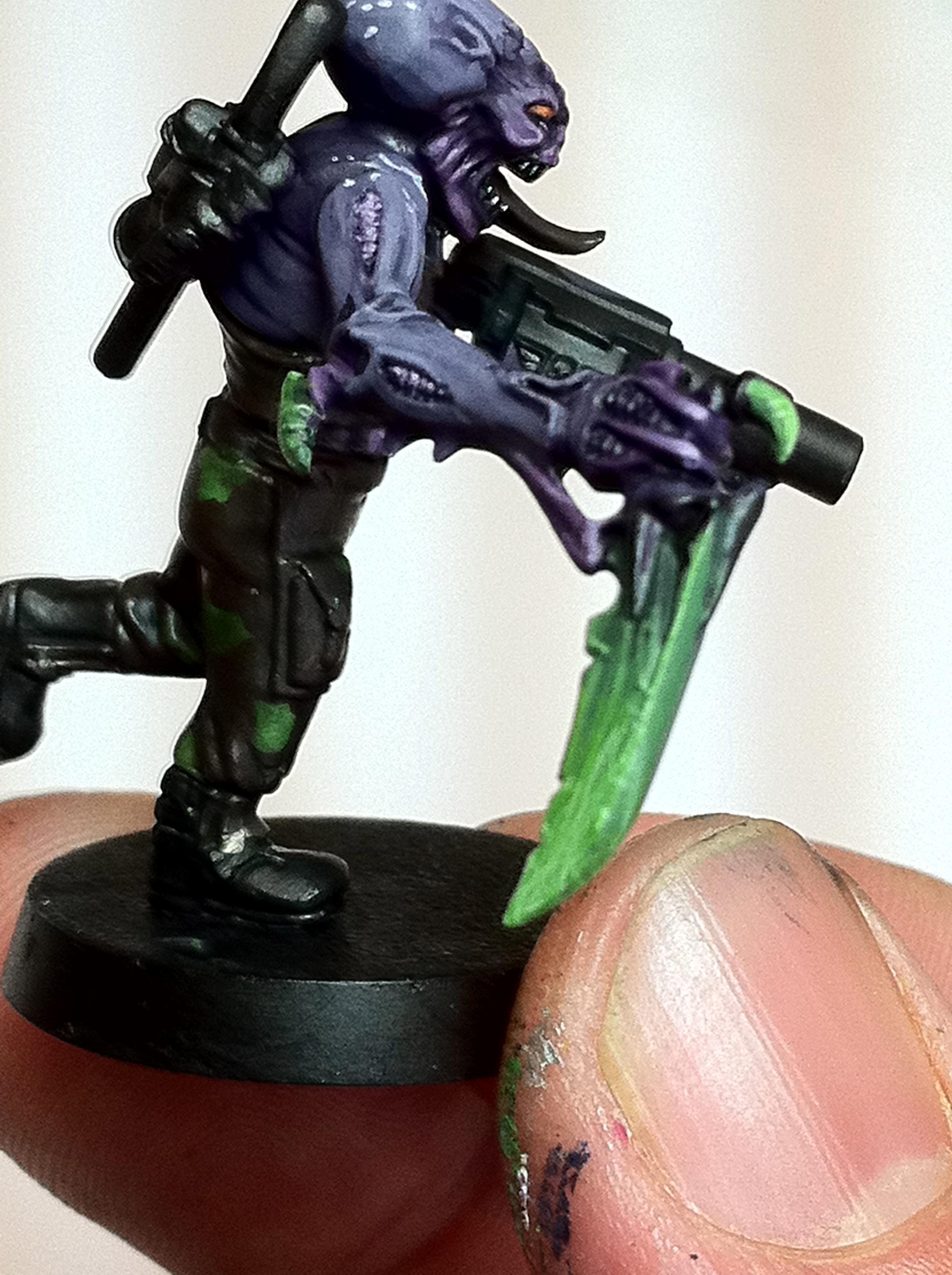 Catachan, Genestealer Cult, Imperial Guard
