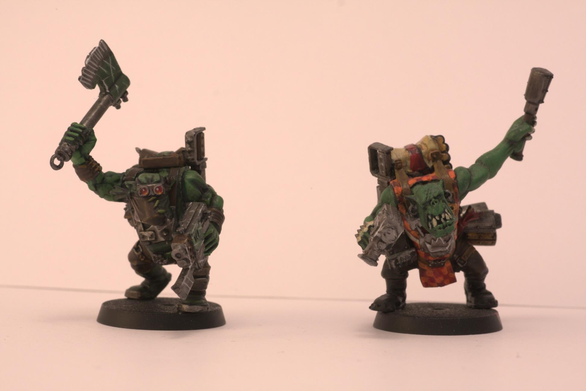 Kamoflage, Kommandoz, Orks, Snakebite, Warhammer 40,000