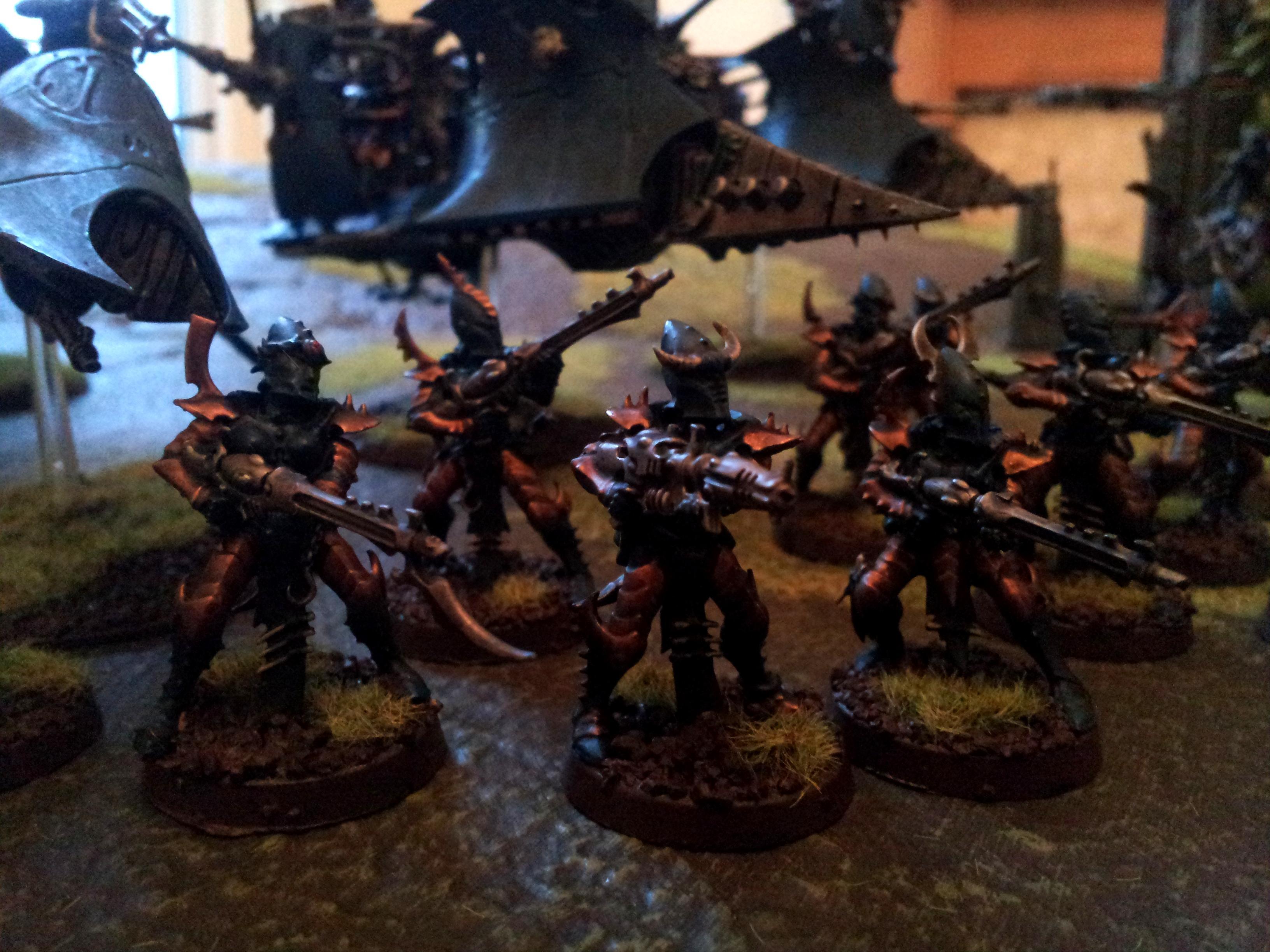 Dark, Eldar, Kabalite, Raider, Rifle, Splinter, Warriors