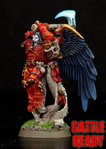 Astaroth, Blood Angels, Warhammer 40,000