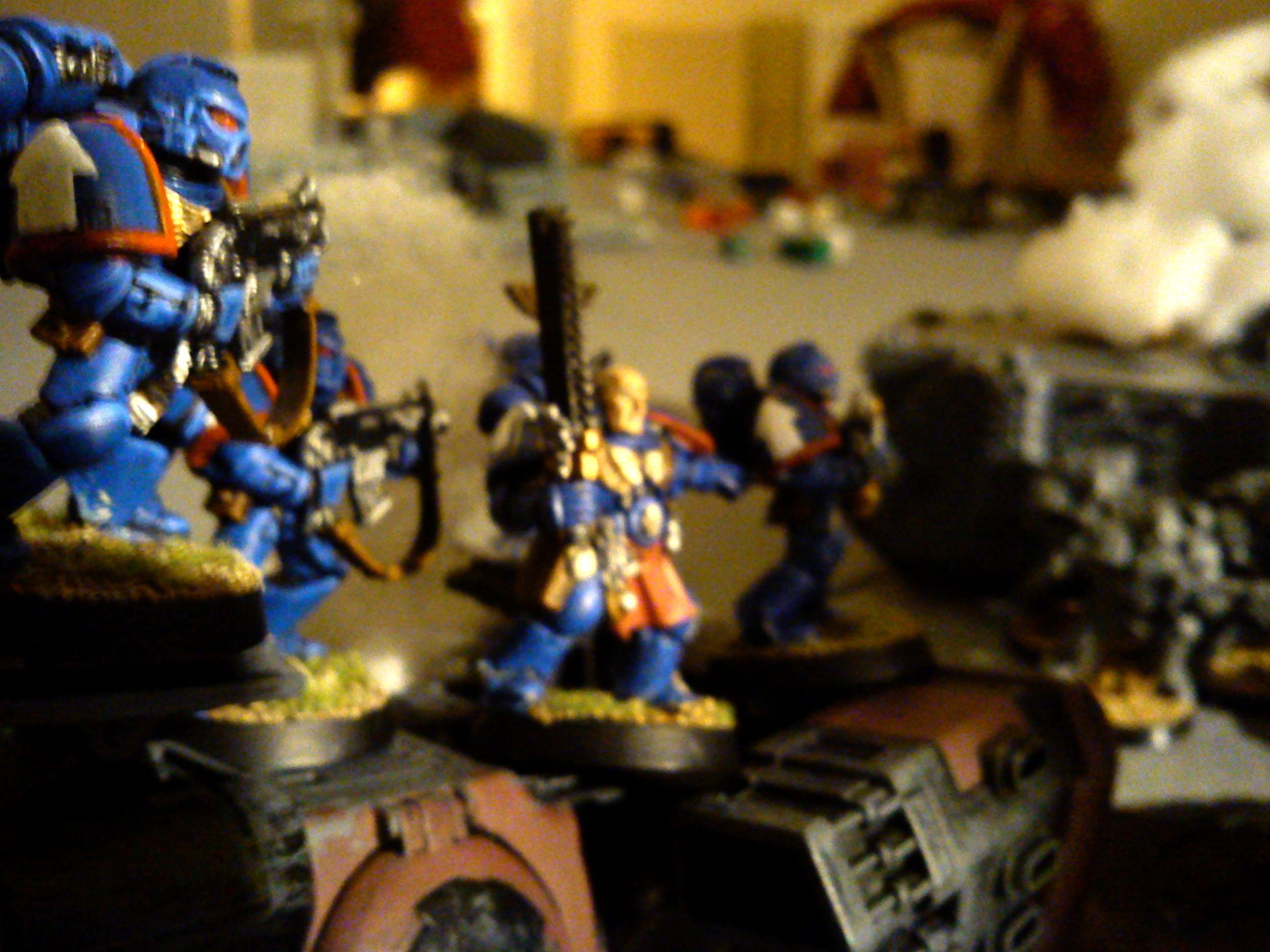 Space Marines, Ultramarines, Warhammer 40,000