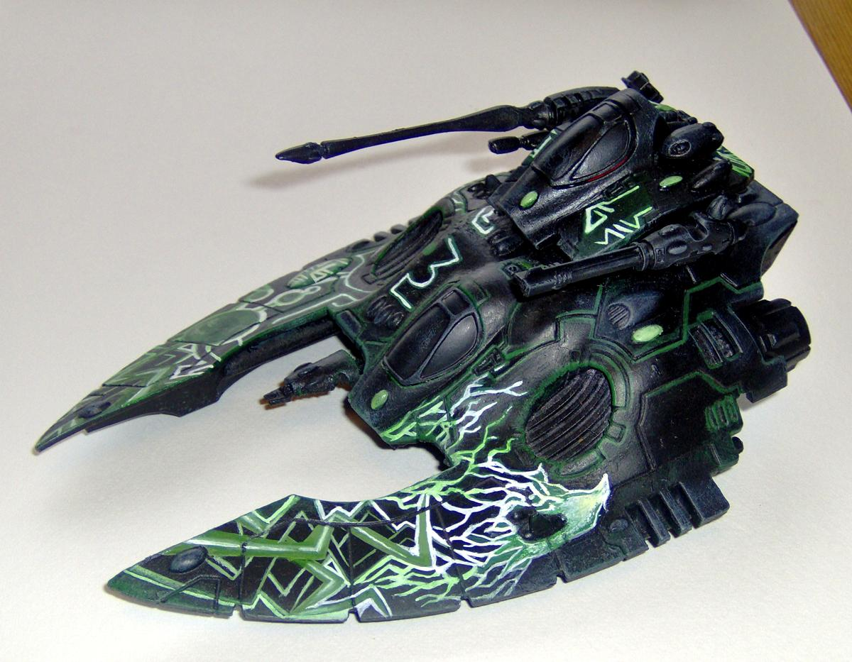 Eldar Falcon Vehicle Tank