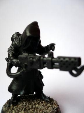 Imperial Guard, Tallarn Flamer WIP