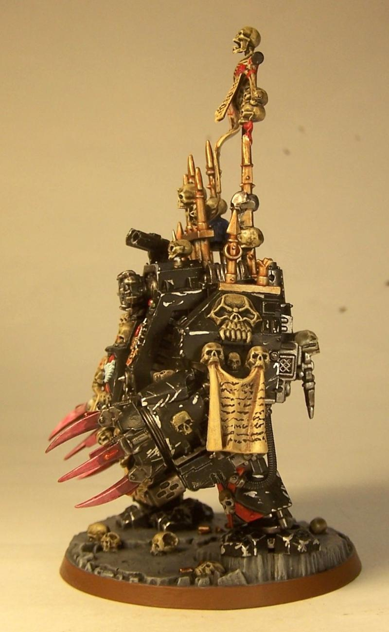 Death Angels, Death Company, Dreadnought
