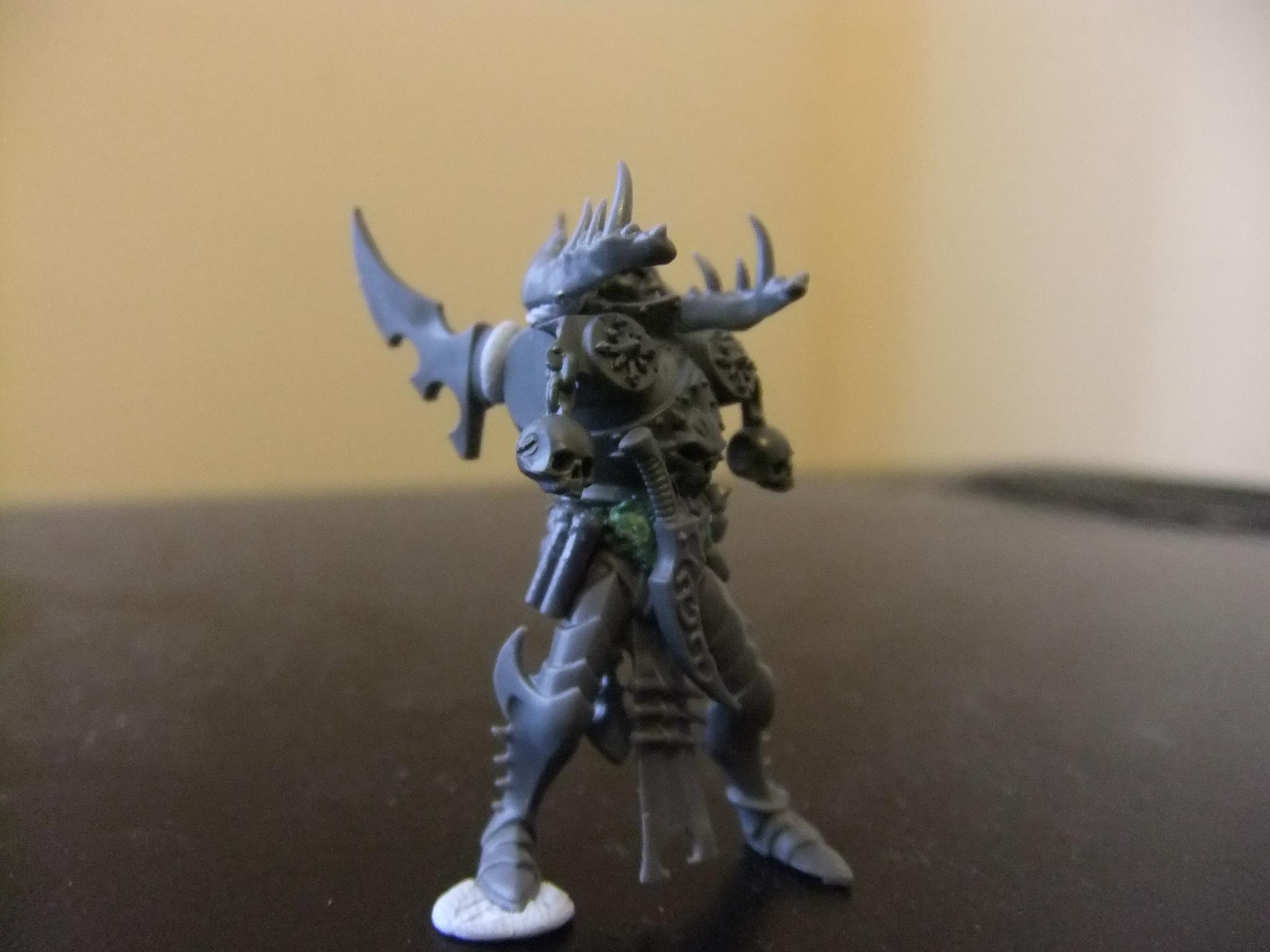Archon, Conversion, Dark Eldar, Kabalite