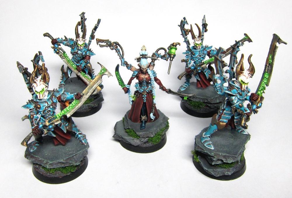 Based, Dark Eldar, Haemonculus, Incubi, Warhammer 40,000