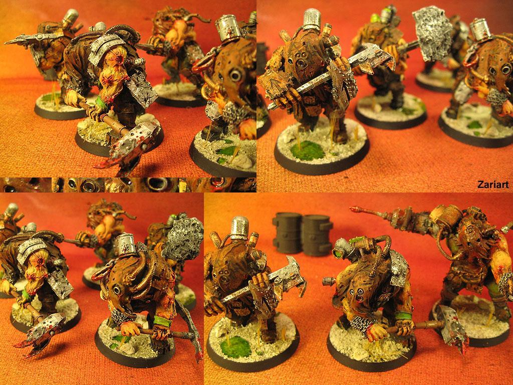 Berserkers, Chaos, Drugs, Heretic, Imperial Guard, Ogryns, Renegade, Slaught, Vrax