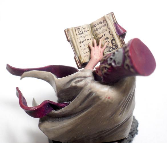 Detail, Ecclesiarchy, Inq28, Inquisimunda, Preacher, Tome