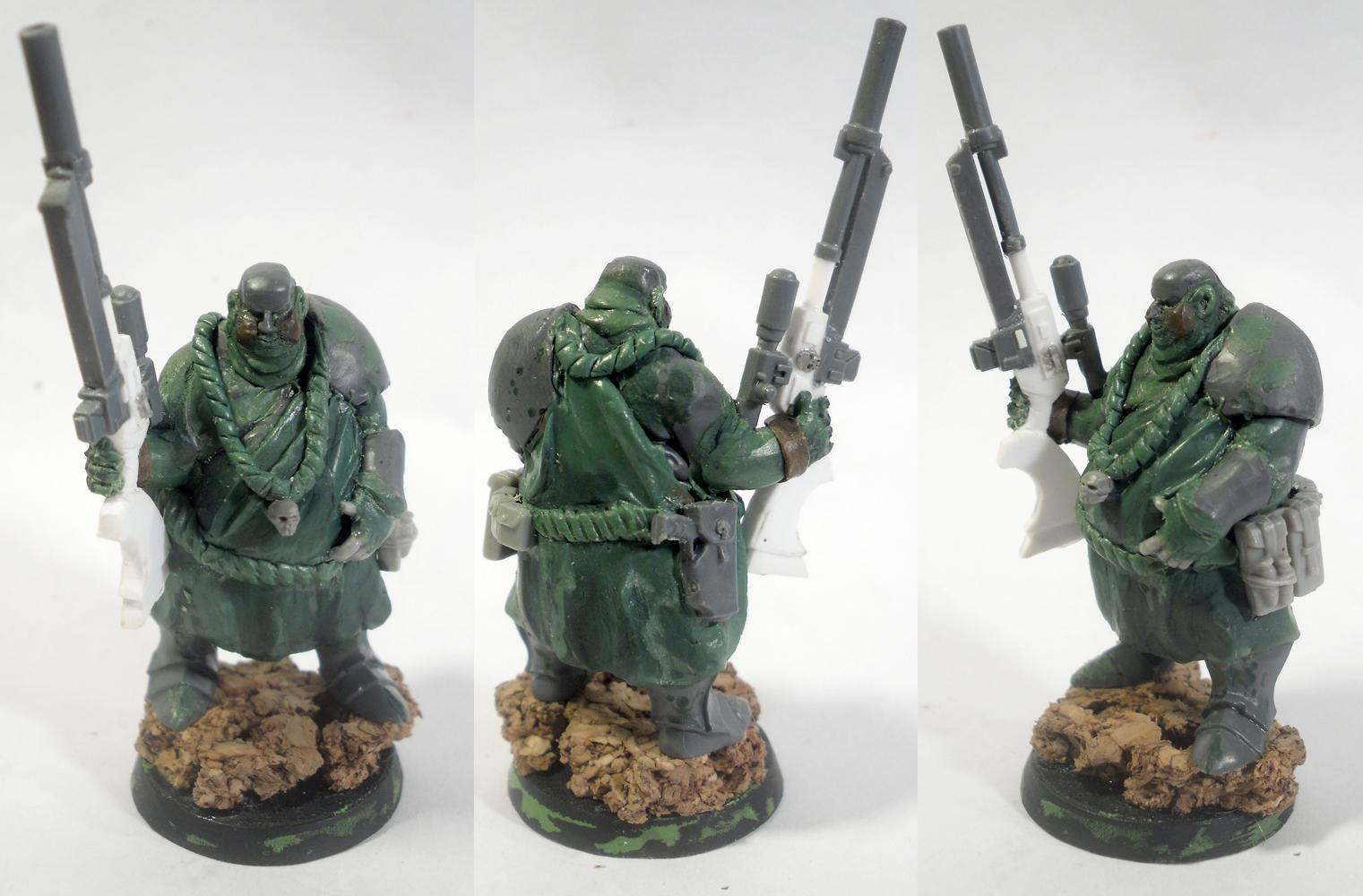 Imperial Cult, Inq28, Inquisimunda, Monk, Sharpshooter, Snipers