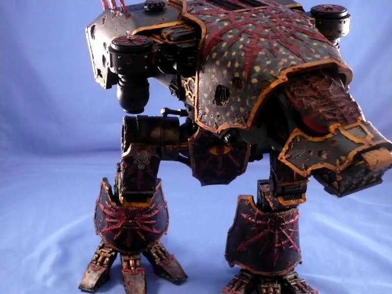 Forge World, Titan, Warhound