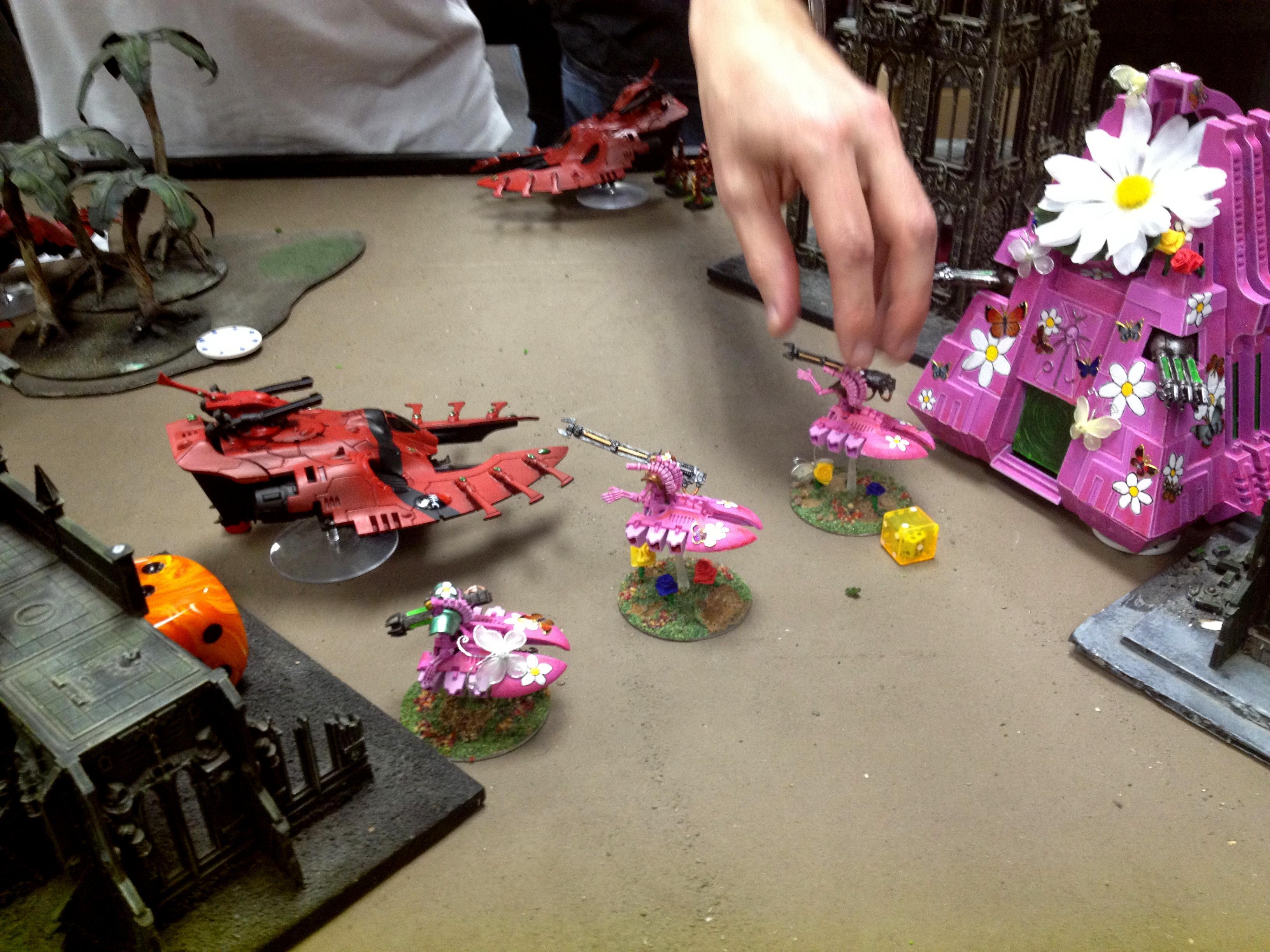 Necrons, Pink, Warhammer 40,000