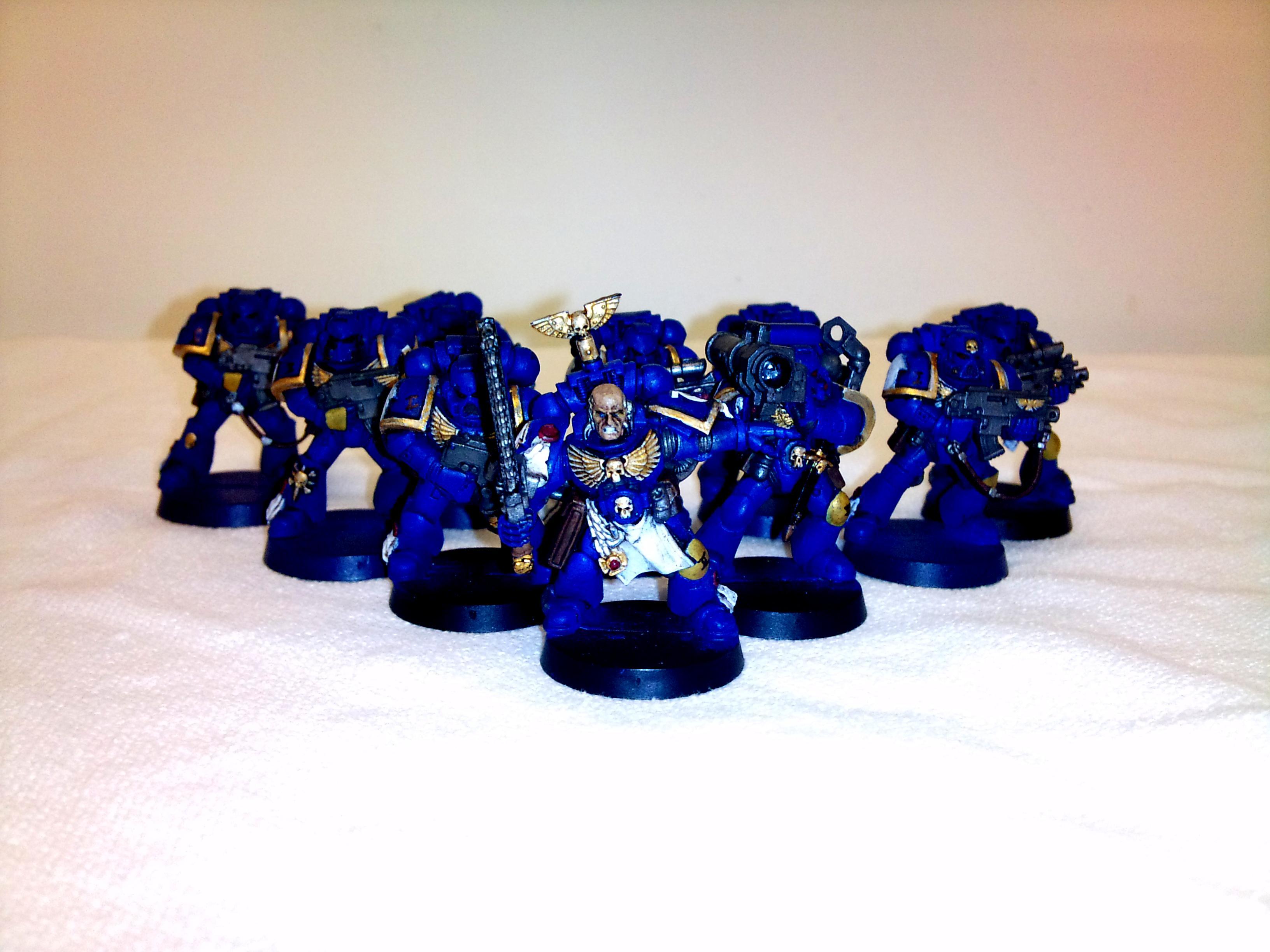 Ultramarines, Ultramarines Tactical