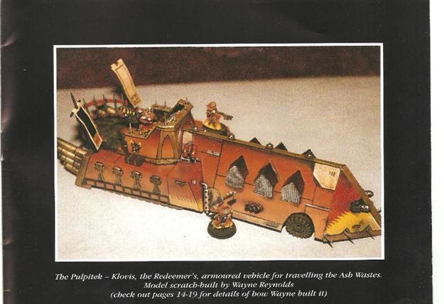 Cars, Civilian, Necromunda, Redeemer, Vehicle