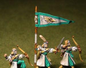 Archers, High Elves, Warhammer Fantasy