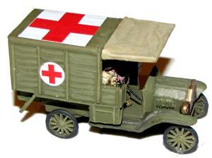 Ambulance, Cars, Civilian, Company B, Truck, Vehicle
