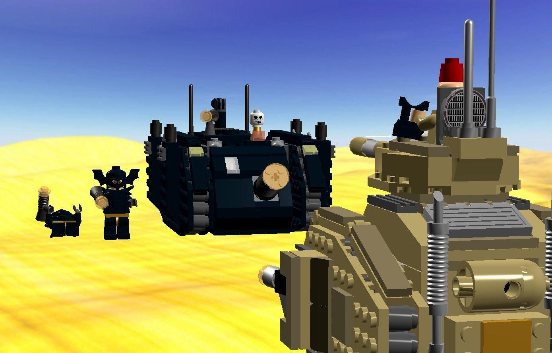 Chaos, Lego, Vindicator