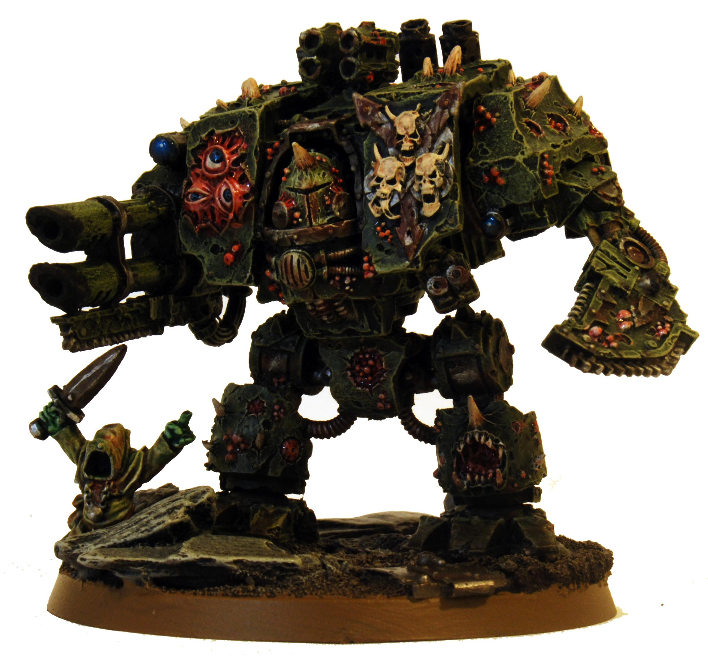 Chaos, Dreadnought, Forge World, Nurgle