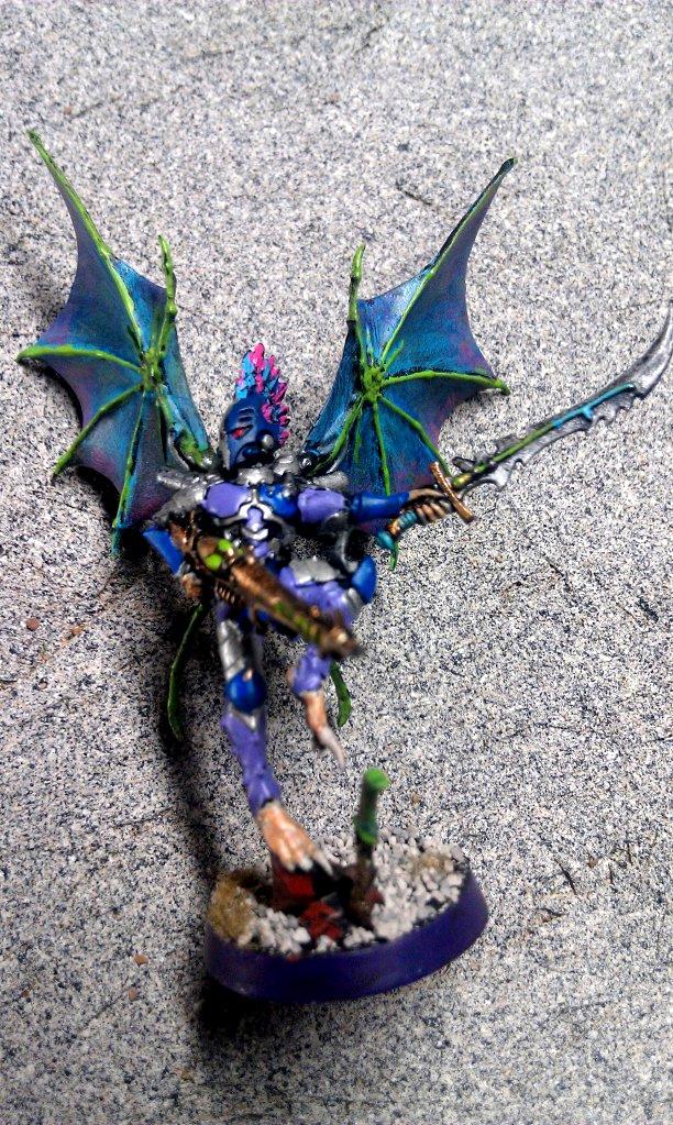Dark Eldar, Scourge, Shardcarbine, Solarite, Venom Blade