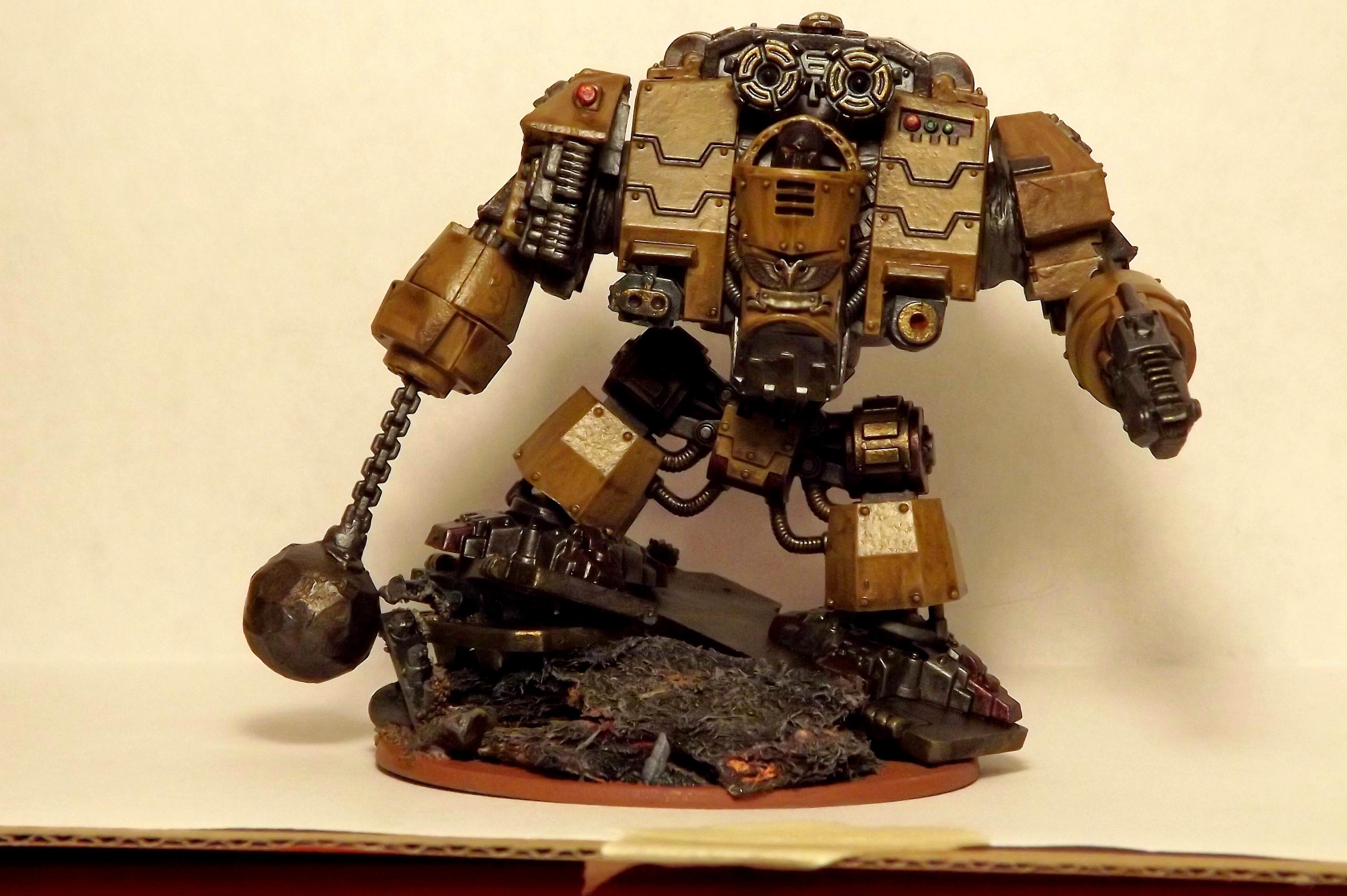 Crapnought, Dreadnought, Ironclad