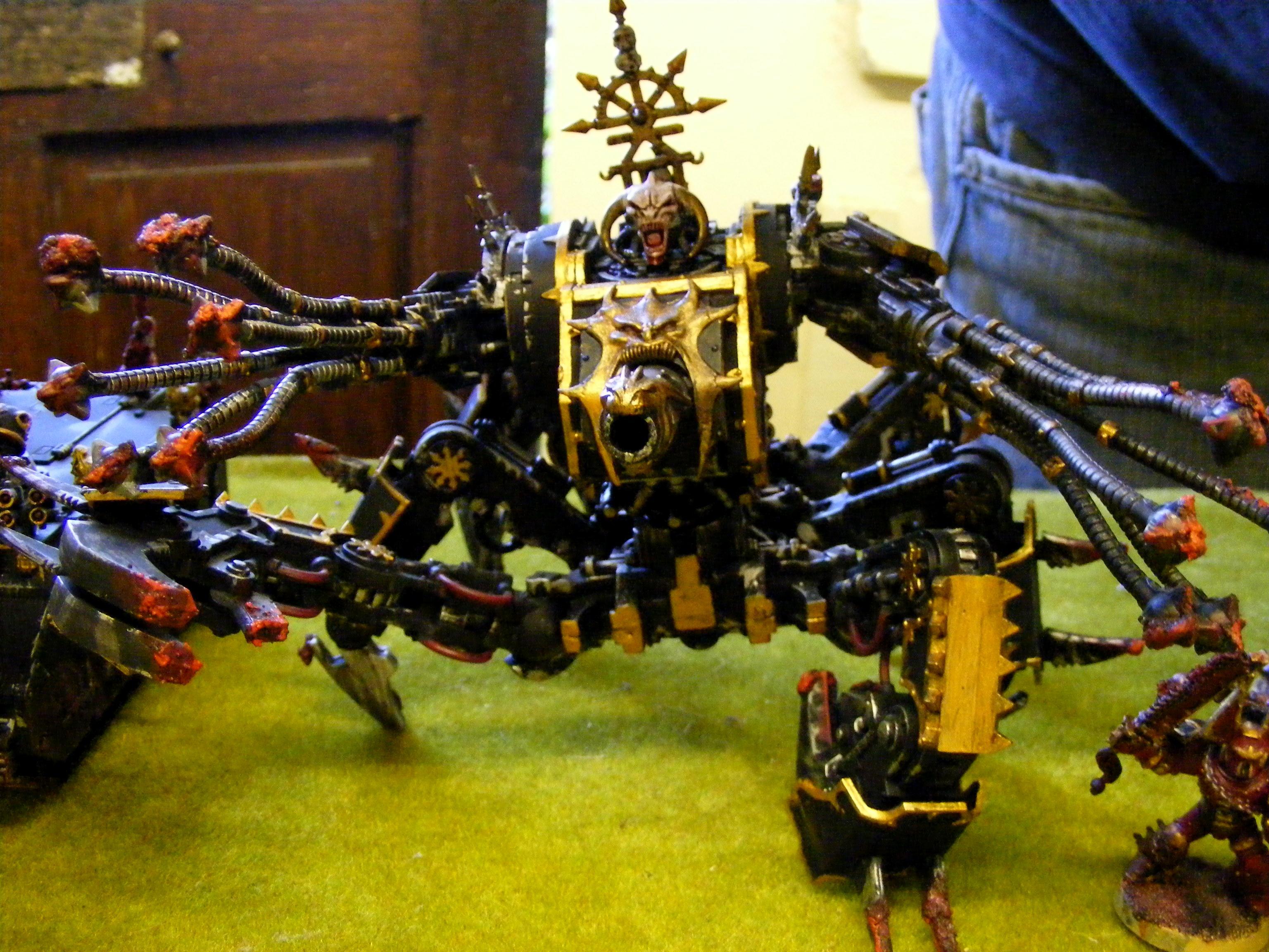 Black Legion, Chaos, Defiler