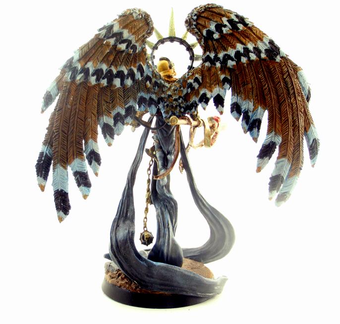 Angel, Living Saint, Sisters Of Battle