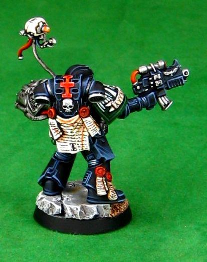 Dark Angels, Space Marines, Warhammer Fantasy