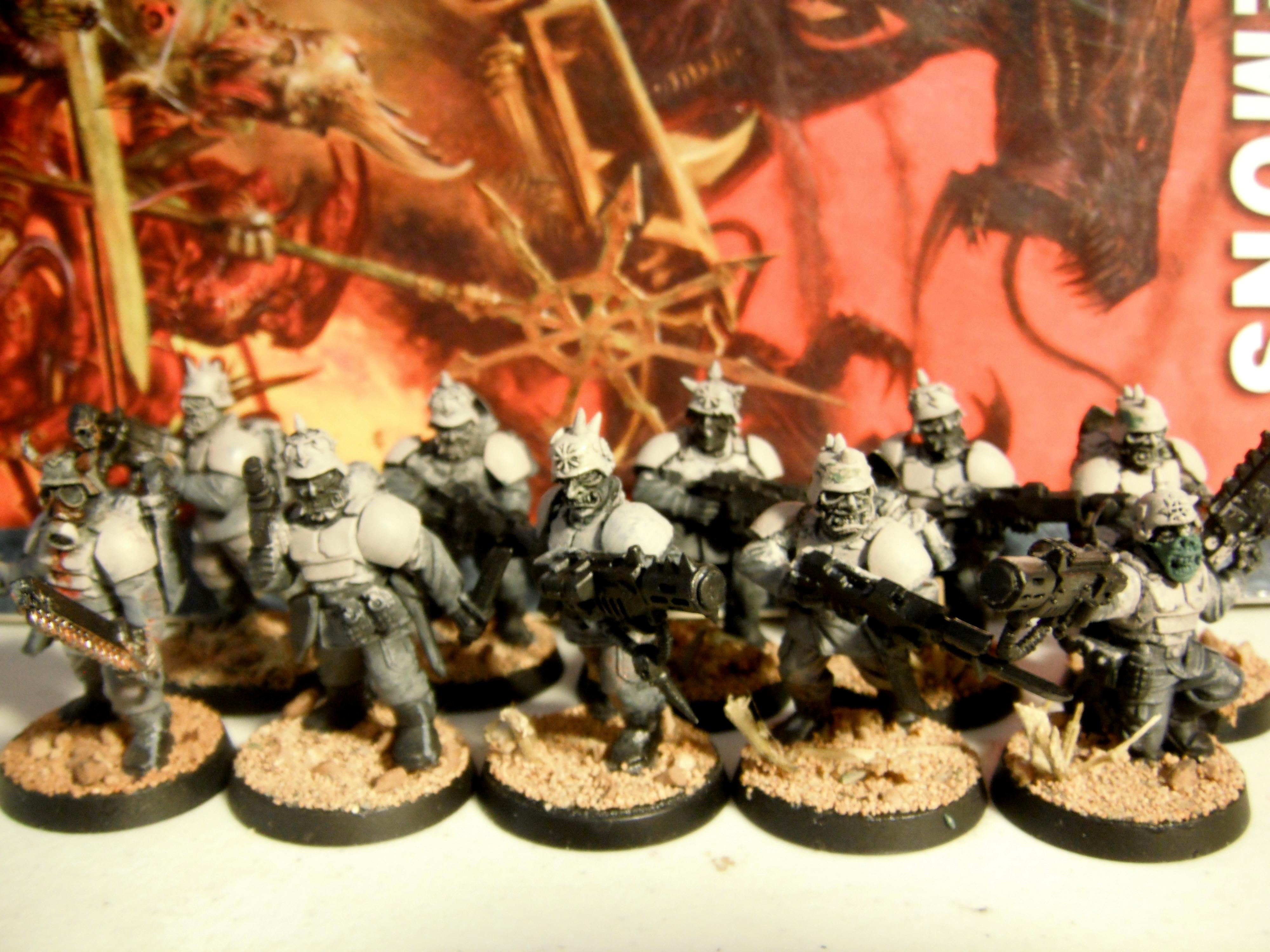 Blood Pact, Chaos, Khorne, Lost And The Damned, Renegades, Traitor Guard