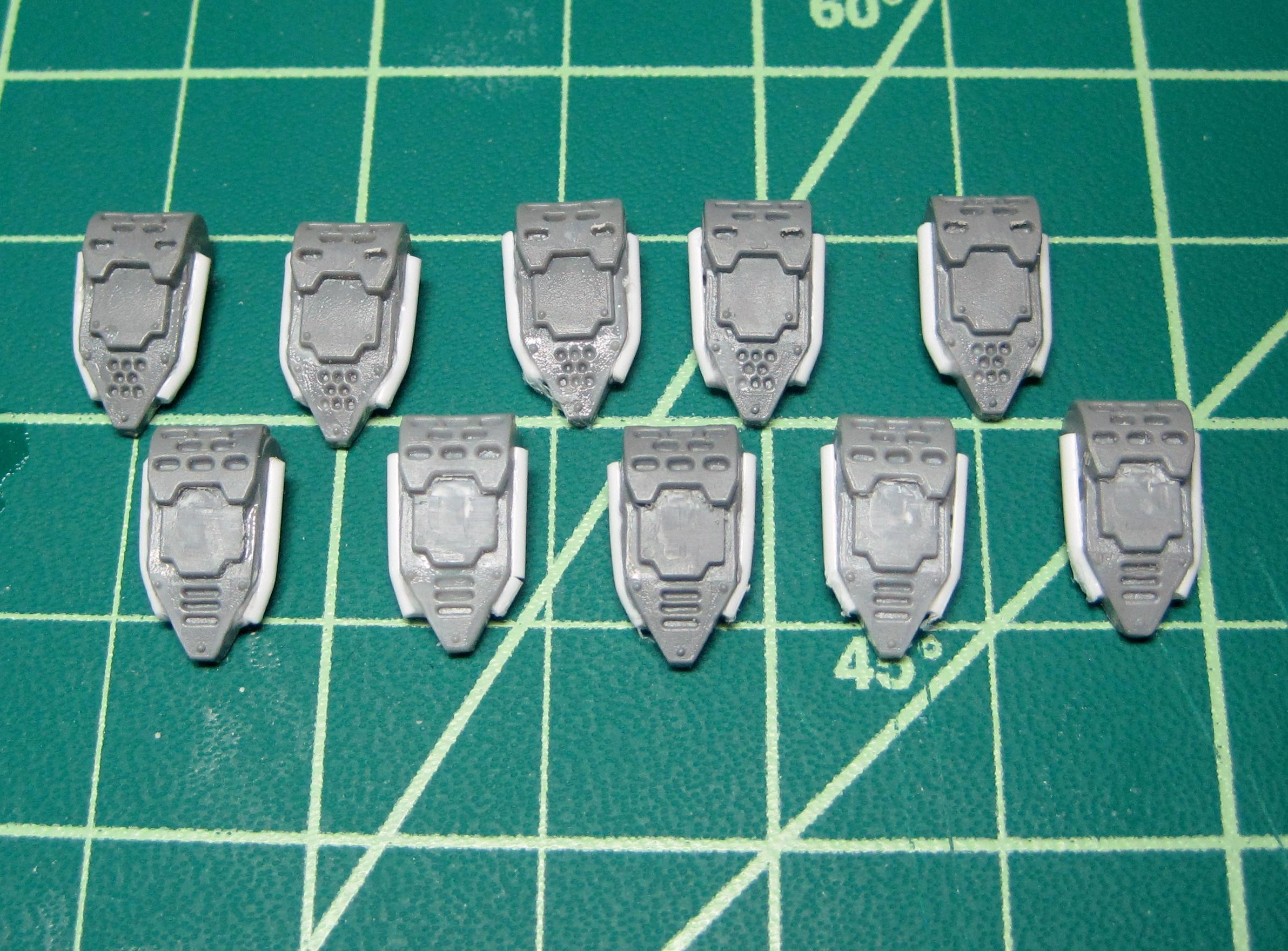 Tac Squad Ultra - Backpacks all Ten