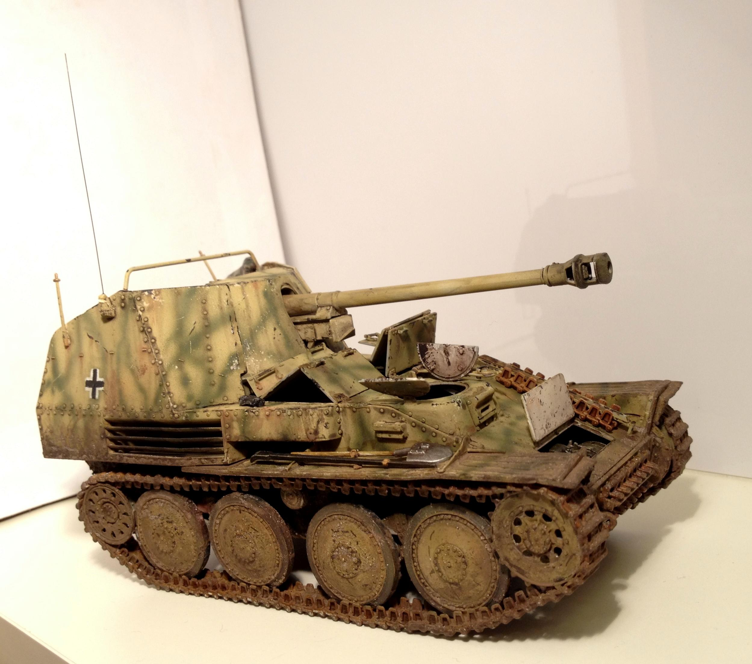 Awesome, Germans, Painted, Tank, World War 2