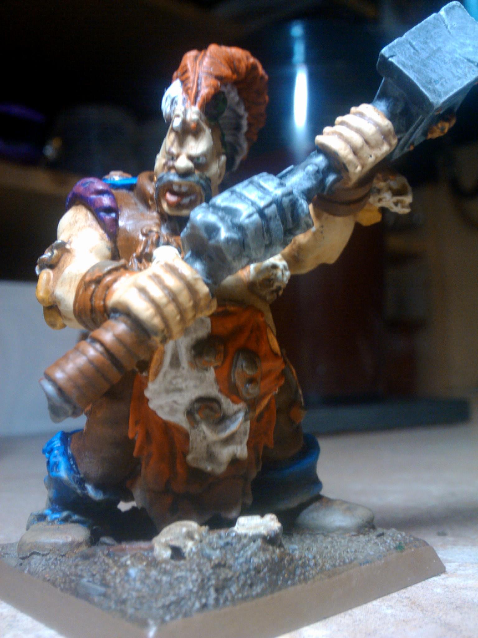 Ogres, Warhammer Fantasy
