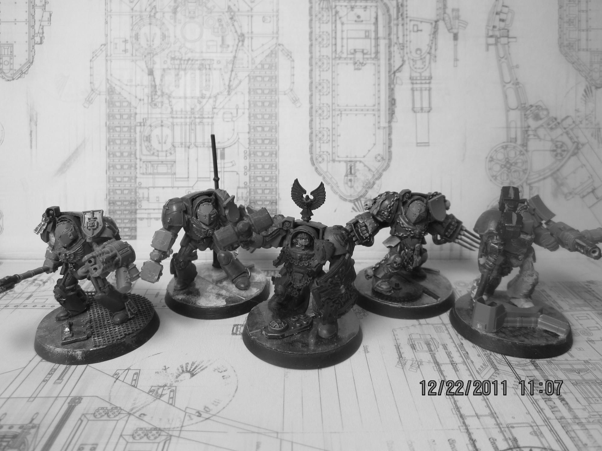 Conversion, Imperial, Kit Bash, Thousand Sons