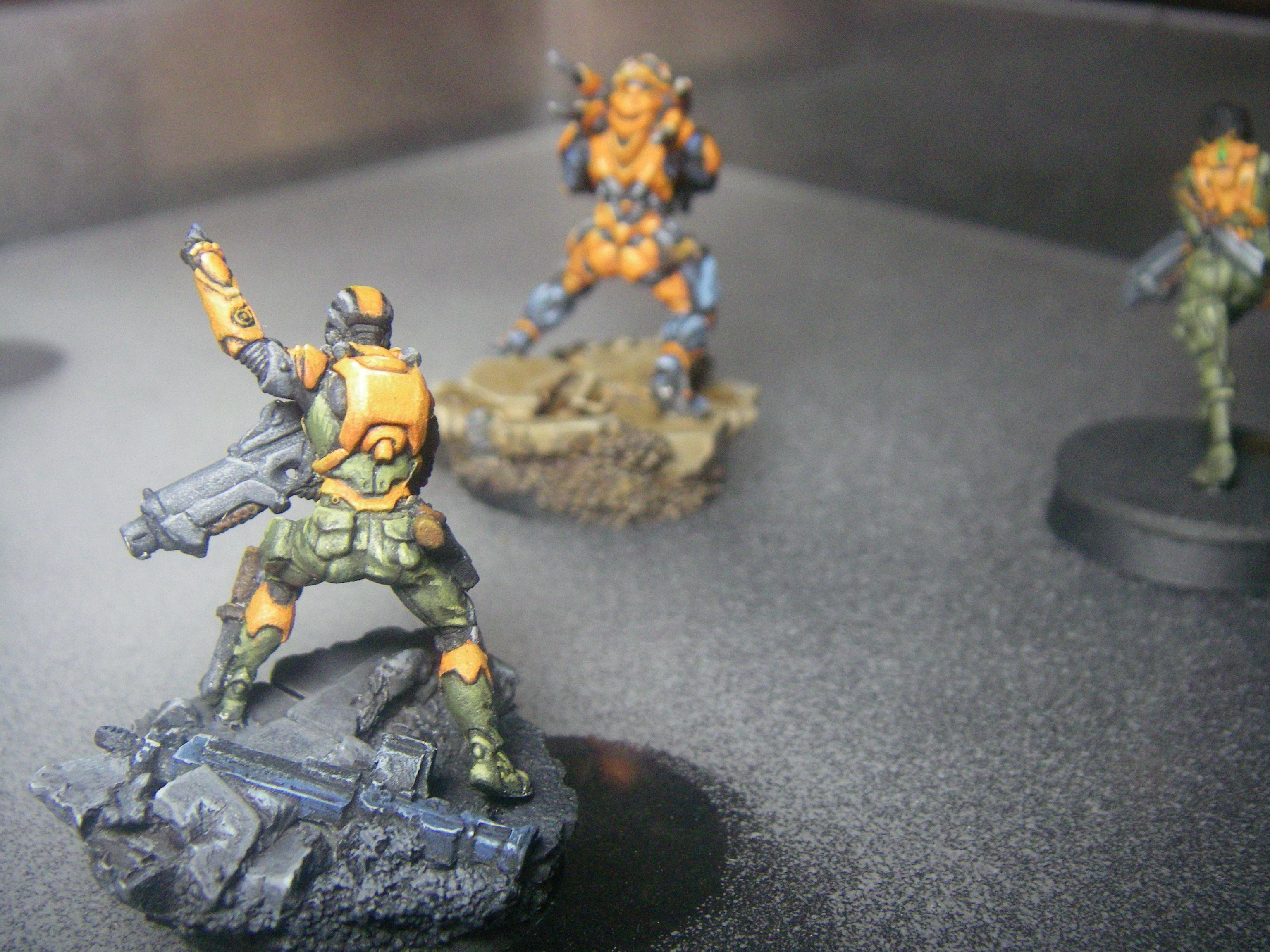 Celestial Guard, Infinity, Yu Jing