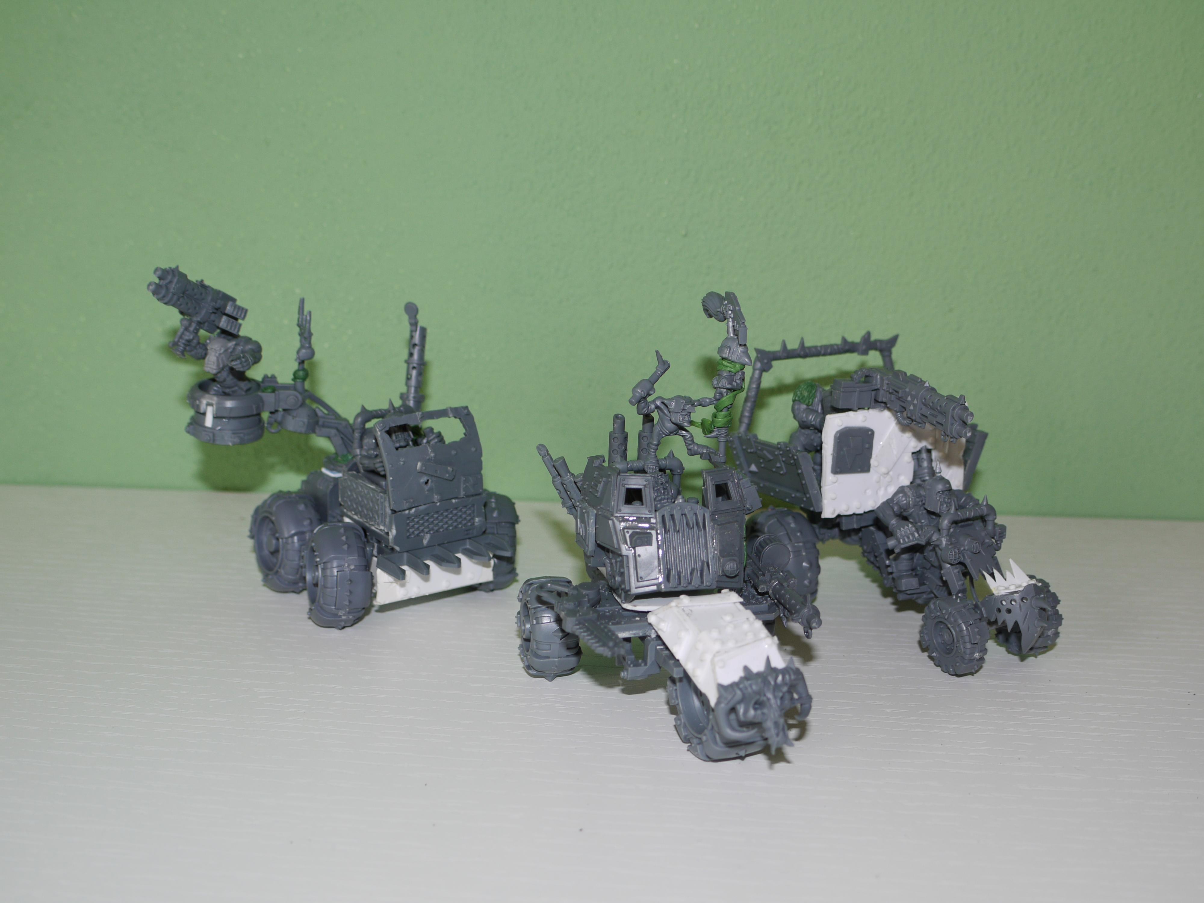 Buggy, Conversion, Orks, Speed Freaks, Speedfreak