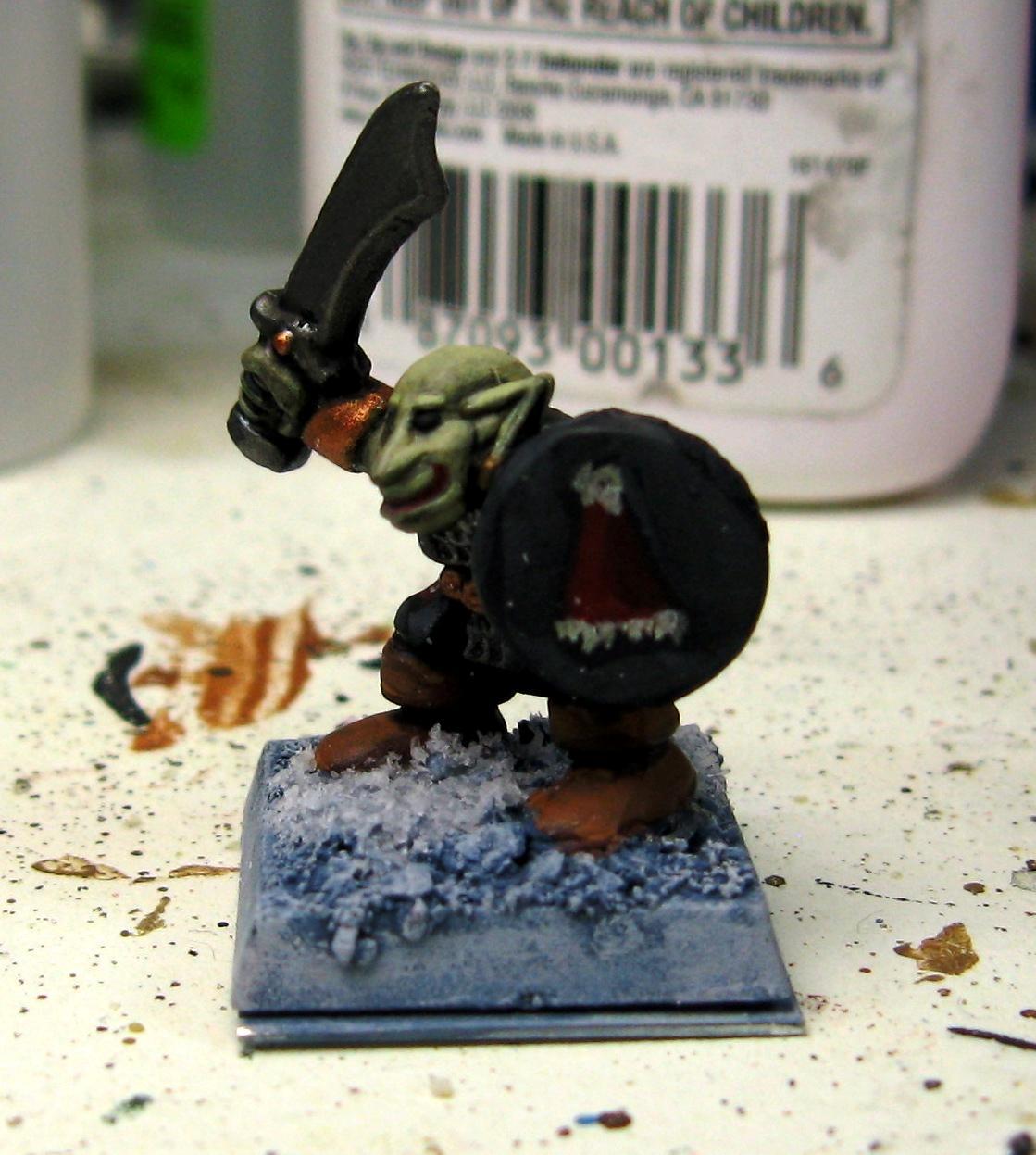 Santa Hat Goblin