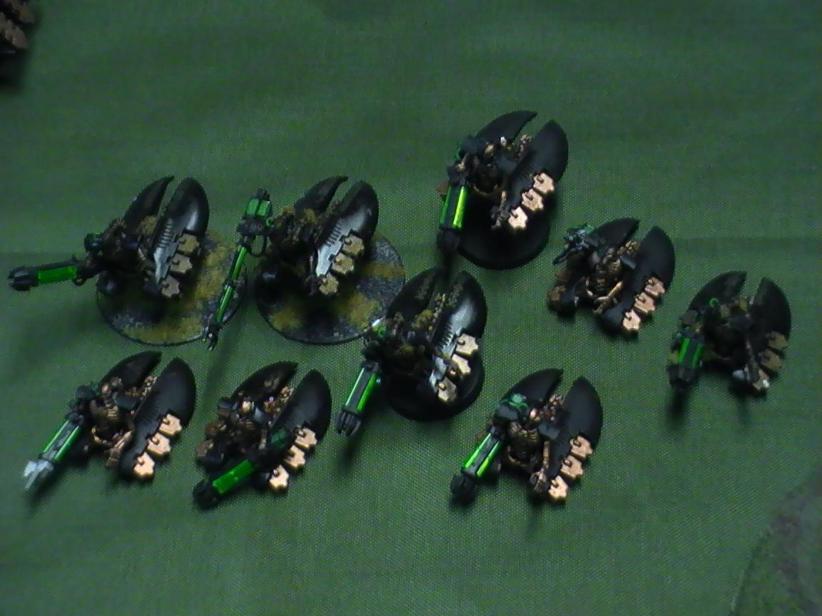 Necrons, Destroyers of SUnoccard Dynasty